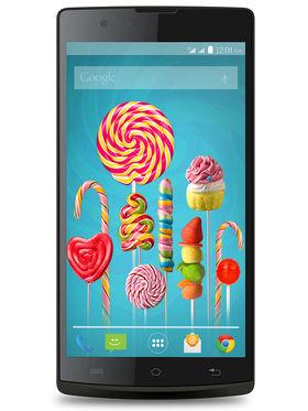 Lava Iris Alfa L Android Lollipop Quad Core Processor 3G Smartphone - Black