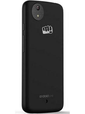 Micromax Canvas A1 AQ4502 Android Lollipop, Quad Core Processor with 1 GB RAM - Black