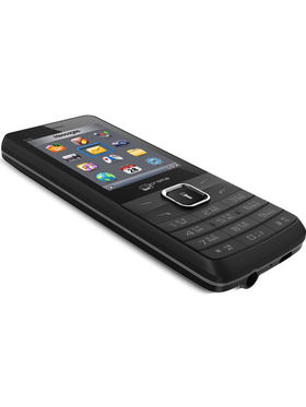 Micromax Joy F145 Dual Sim Phone - Black