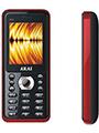 Akai 3314 - Black & Red