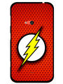Snooky Designer Print Hard Back Case Cover For Nokia Lumia 625 - Red
