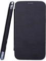 Camphor Flip Cover for Nokia 520 - Black