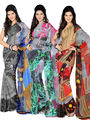 Pack of 3 Ishin Georgette Printed Saree - Combo-415