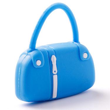 XElectron 4GB Purse Shape Designer USB Pen Drive ( Blue )
